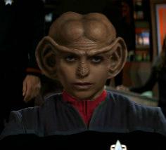 Lieutenant Commander Noxa